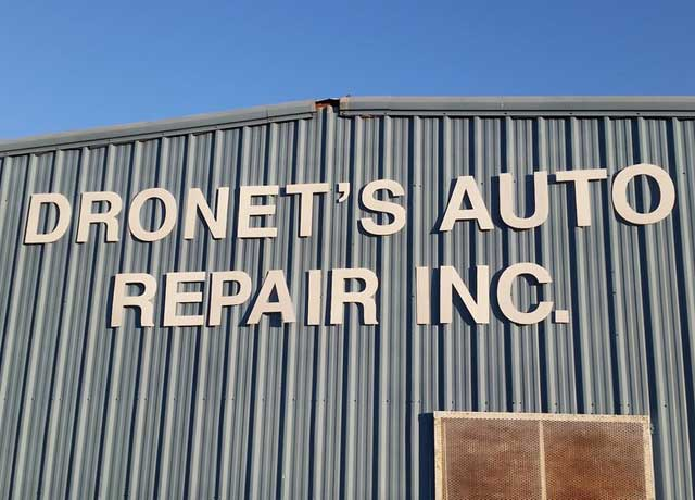 About Dronet's Auto Repair, auto repair shop in New Iberia LA